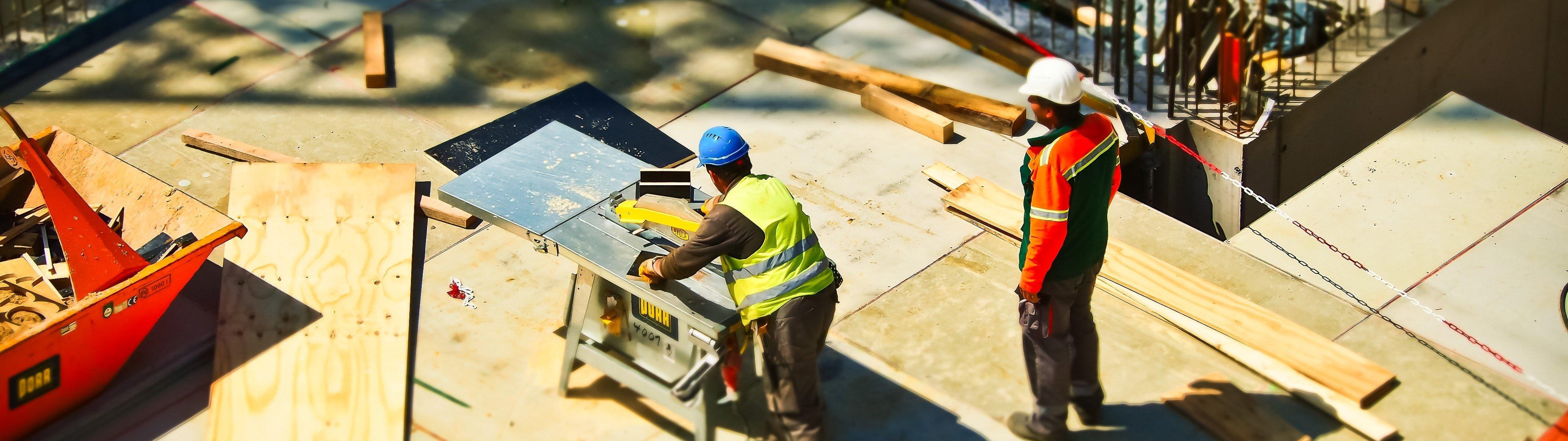 Zeiterfassung auf der Baustelle mit mobiler Software
