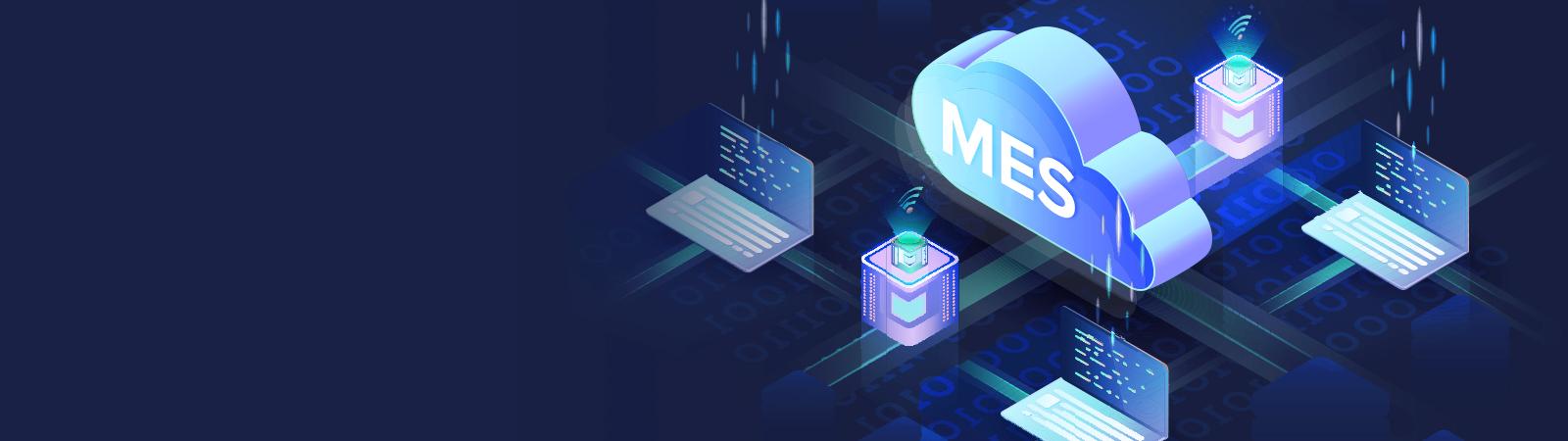 Sind Ihre Betriebsdaten sicher? Hosten Sie Ihre MES-Software in einer sicheren Cloud!