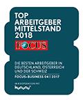 Focus Top Arbeitgeber Mittelstand