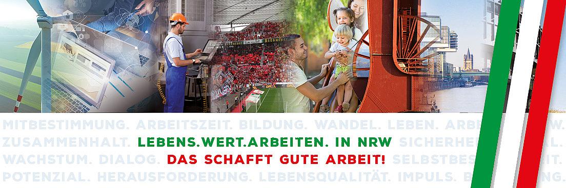 Konferenz »Lebens.Wert.Arbeiten« in Dortmund