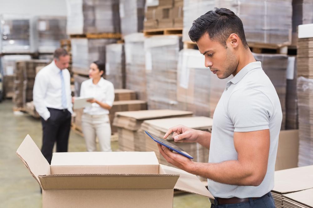 Produktionsdaten analysieren, Lagerbestand verwalten - Produktivitätssteigerung durch MES