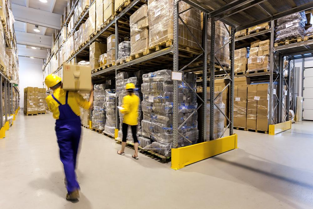 Wissen Sie, wie reibungslos Ihre Zulieferungen erfolgen? Materialflussmanagement und Logistik im Fokus.