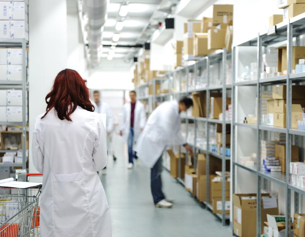 Logistik weitergedacht – wie künstliche Intelligenz den Materialfluss verbessert.