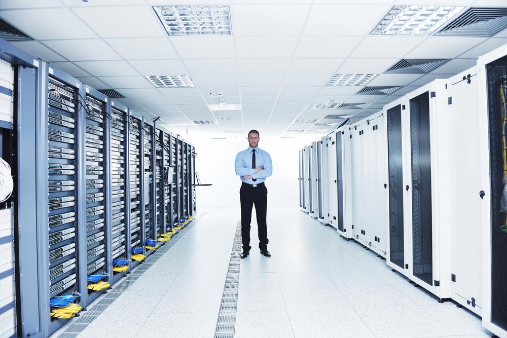 Die drei Grundlagen zur Digitalisierung Ihres Unternehmens: Netzwerkinfrastruktur, Netzwerkinfrastruktur und Netzwerkinfrastruktur