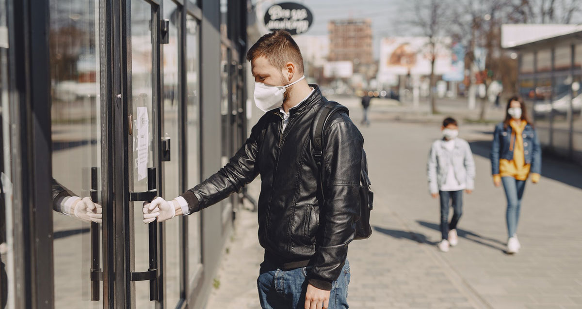 Unternehmen haben keine Warn-App: Zutritt gezielt steuern